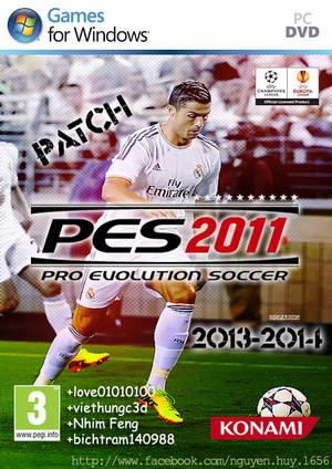 PES 2011 Patch New Season 13/14 AIO Final + Bug Fixes