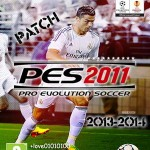 PES 2011 Patch New Season 13/14 AIO Final + Bug Fixes Download Link