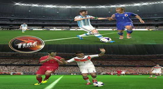 PES 2014 Fire Patch v1.3 + v1.3.2 + v1.3.2.1 Fix AIO