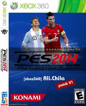 PES 2014 Patch Updates v1 for xbox360 by ali.chila ketubanjiwa.com