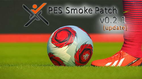 PES 2014 SMoKE Patch Gold v0.2.1