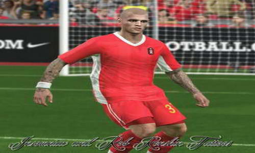PES 2014 Tattoo Patch v1.8 Updates