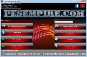 PES 2014 PesEmpire REvolation '14 Stsl-Ptt 1.Lig Licensed Output