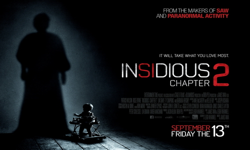 Download Insidious Chapter 2 (2013) BRRip Single Link 500MB