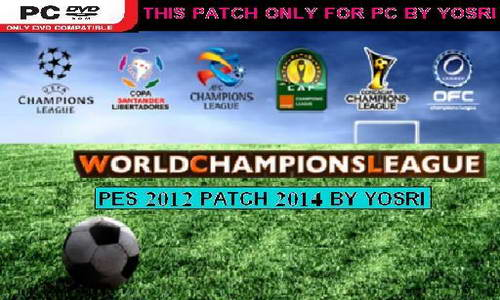 PES 2012 Patch New Season 13-14 by Yosri Direct Link ketubanjiwa.com