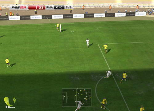 PES 2014 Realistic Turf For All Stadiums Ketubanjiwa SS2