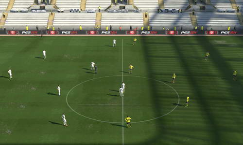 PES 2014 Realistic Turf For All Stadiums Ketubanjiwa