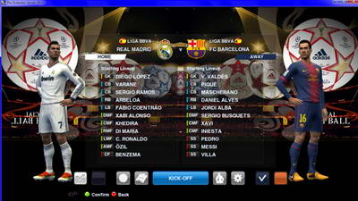 Background Match Adidas Finale Madrid n others