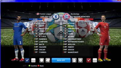 Background Match Adidas Finale Munich 2012 n others