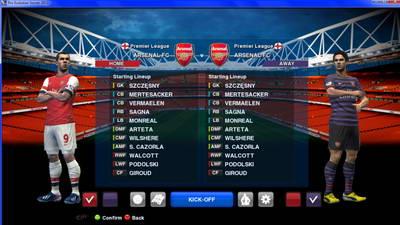 Background Match Emirates Stadium Ketuban Jiwa
