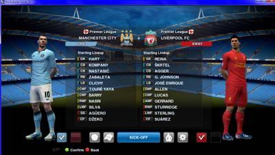 Background Match Etihad Stadium Ketuban Jiwa
