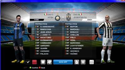 Background Match Giuseppe Meazza