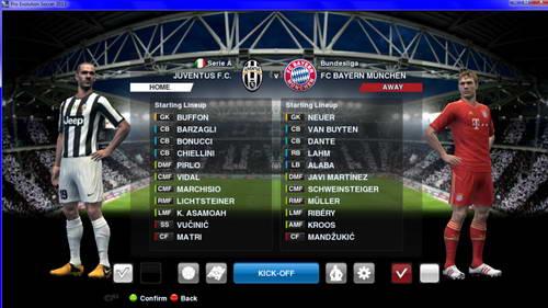 Background Match Juventus Stadium ver 2