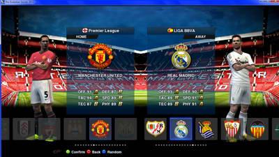 Background Match Old Trafford Ketuban Jiwa