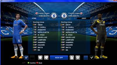 Background Match Stamford Bridge Ketuban Jiwa