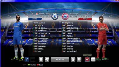 Background Match Stamford Bridge (night version) Ketuban Jiwa