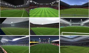 FIFA 14 Stadiums Add-on For Fifaplanet Patch 1.0 by Nisoley