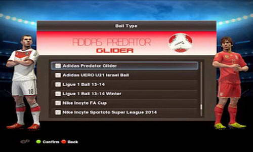 PES 2013 Sun Patch v1.0 New Season 2013-2014