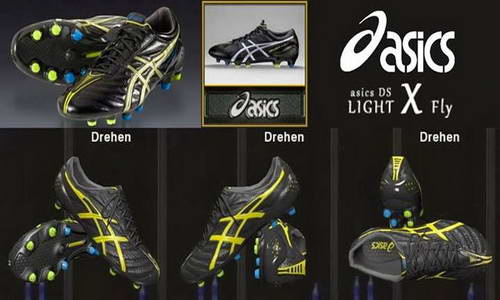 PES 2014 Asics DS Light X-Fly Boots by Ron69 Ketuban Jiwa