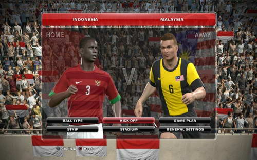 PES 2014 Evonesia Patch v1.0 (Indonesia Super League-ISL) SS1 Ketuban Jiwa