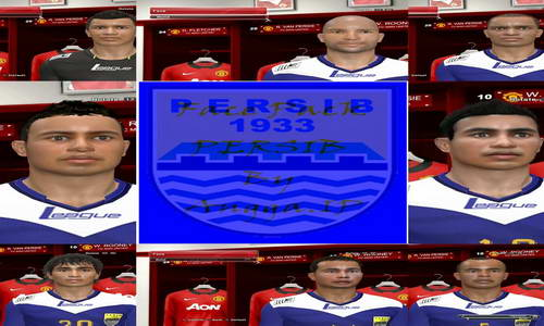 PES 2014 Facepack Persib v1 by Angga.Ip Download Link Ketuban Jiwa