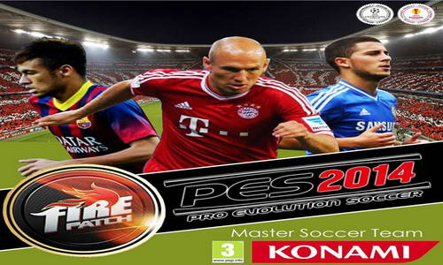 PES 2014 Fire Patch Version 2.3 AIO With Update 2.3.1 Single Link Ketuban Jiwa