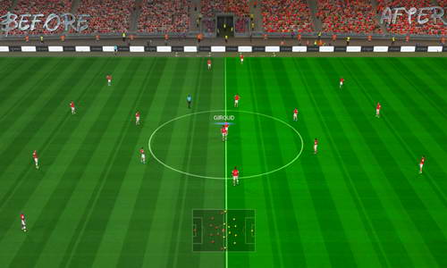 PES 2014 No Blur Patch By Firas Zinou Download Link Ketuban Jiwa