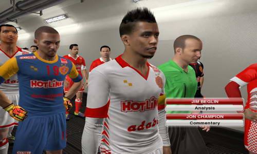 PES 2014 PESCT Patch v3.0 Single Link Ketuban Jiwa SS2