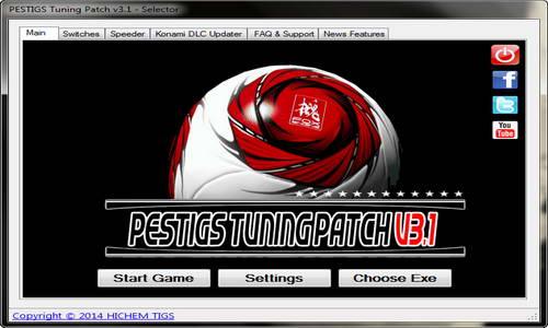 PES 2014 PESTIGS Tuning Patch 3.1 Download Link Ketuban Jiwa