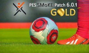 PES 2014 Smoke Patch Gold v6.0.1 Update Ketubanjiwa