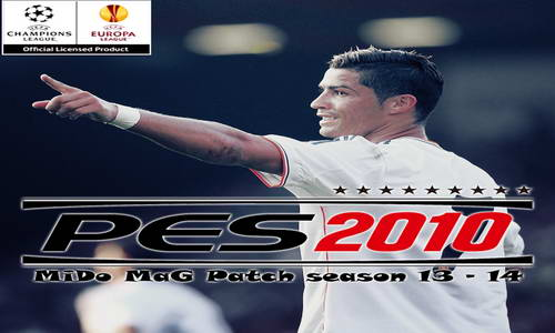 PES 2010 MiDo MaG Patch 13-14+Update 1 Winter Transfer Single Link