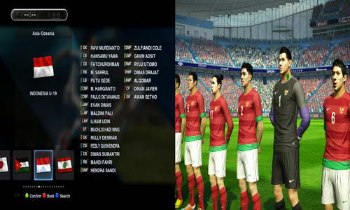 PES 2013 SUN Patch Version 1.01 (Full Winter Transfer) Ketuban Jiwa