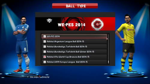 PES 2013 PESEdit Patch 6.0.0 Mega Patch Update 2014 Ketuban Jiwa SS1