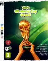 FIFA 14 UK FIFA World Cup Brazil 2014 Patch Single Link Ketuban Jiwa