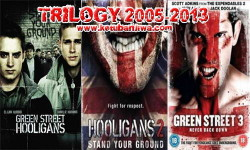 Green Street Hooligans Trilogy 2005-2013 BRRip Single Link Ketuban Jiwa