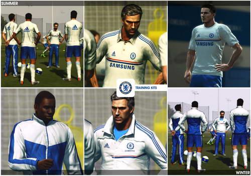 PES 2013 Chelsea Pack Football Life by Nilton1248 Ketuban Jiwa Screenshot 2