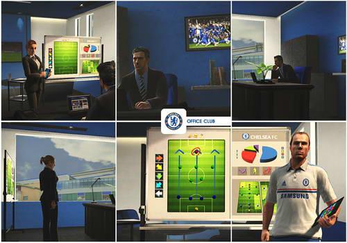 PES 2013 Chelsea Pack Football Life by Nilton1248 Ketuban Jiwa Screenshot 3