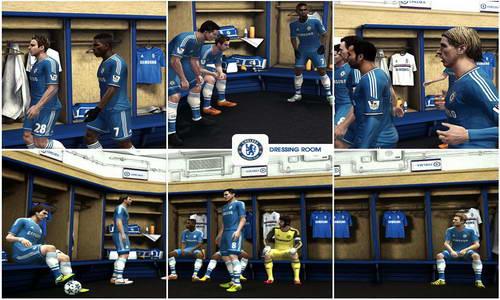 PES 2013 Chelsea Pack Football Life by Nilton1248 Ketuban Jiwa