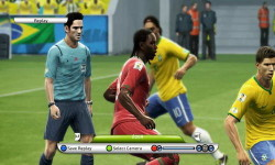 PES 2013 FIFA World Cup 2014 Referee Kits by 02David20 Ketuban Jiwa