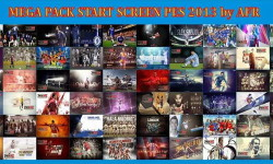 PES 2013 Startscreen Megapack by AFR Download Link Ketuban Jiwa