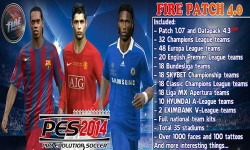PES 2014 Fire Patch 4.0 AIO Incl Datapack 4.30 Multi Link Ketuban Jiwa