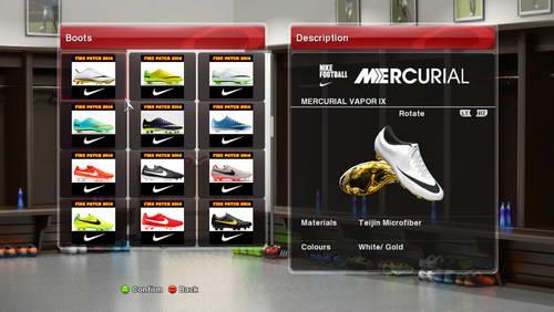 Patch Fire Patch 2014 ver 6.1 Update (Pro Evolution Soccer 2014) Multi торр
