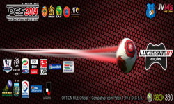 PES 2014 OPTION FILE XBOX360 (Update 21.04.14) by Lucassias87 Ketuban Jiwa