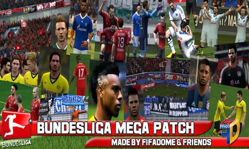 FIFA 14 Bundesliga Mega Patch by FIFADome Single Link Ketuban Jiwa