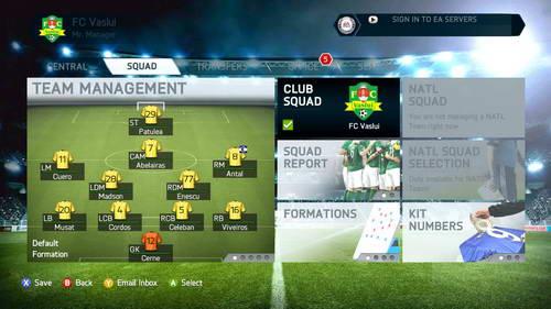 FIFA 14 FPRL-Spring Edition-Romanian League Single Link Ketuban Jiwa SS2