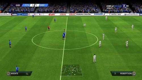 FIFA 14 FPRL-Spring Edition-Romanian League Single Link Ketuban Jiwa SS3