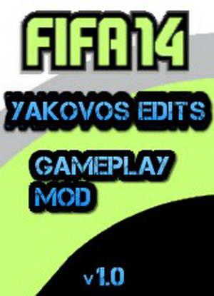FIFA 14 Yakovos' Gameplay Mod v1.0 Download Link Ketuban Jiwa