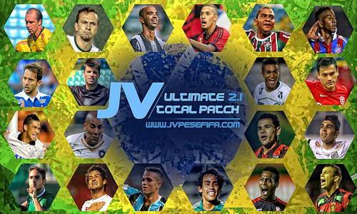 PES 2013 JV Ultimate Total 2014 Update Patch 2.1 Download Link Ketuban Jiwa
