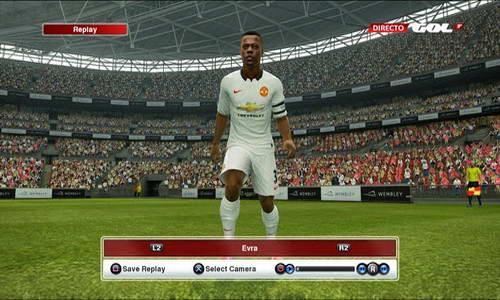 PES 2013 Manchester United Kitspack 14-15 by Predator Ketuban Jiwa