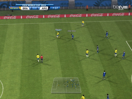 PES 2013 PesEgy World Cup Patch Multi Link Ketuban Jiwa SS3